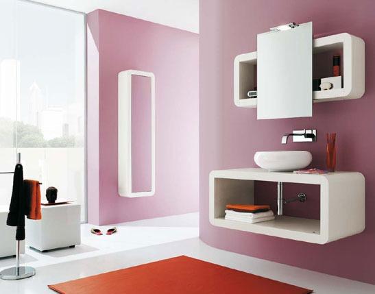 Bagno moderno: mobili, complementi, accessori, illuminazione, sanitari, doccia, vasca, lavatrice ...