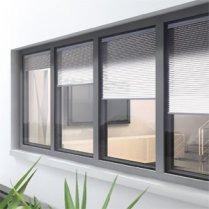 Porte e finestre moderne in legno in alluminio in plastica scorrevoli a battente tecnologiche - Isolare le finestre ...