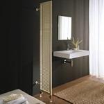 Riscaldamento bagno moderno a pavimento elettrico termoarredi scaldasalviette ad acqua calda - Riscaldamento bagno ...