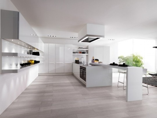 Ristrutturare casa stile moderno spazio luminosit for Casa stile moderno