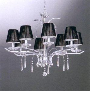 Lampadari camera da letto moderna a sospensione lampade da terra acciaio fili intrecciati - Lampadari per camere da letto ...
